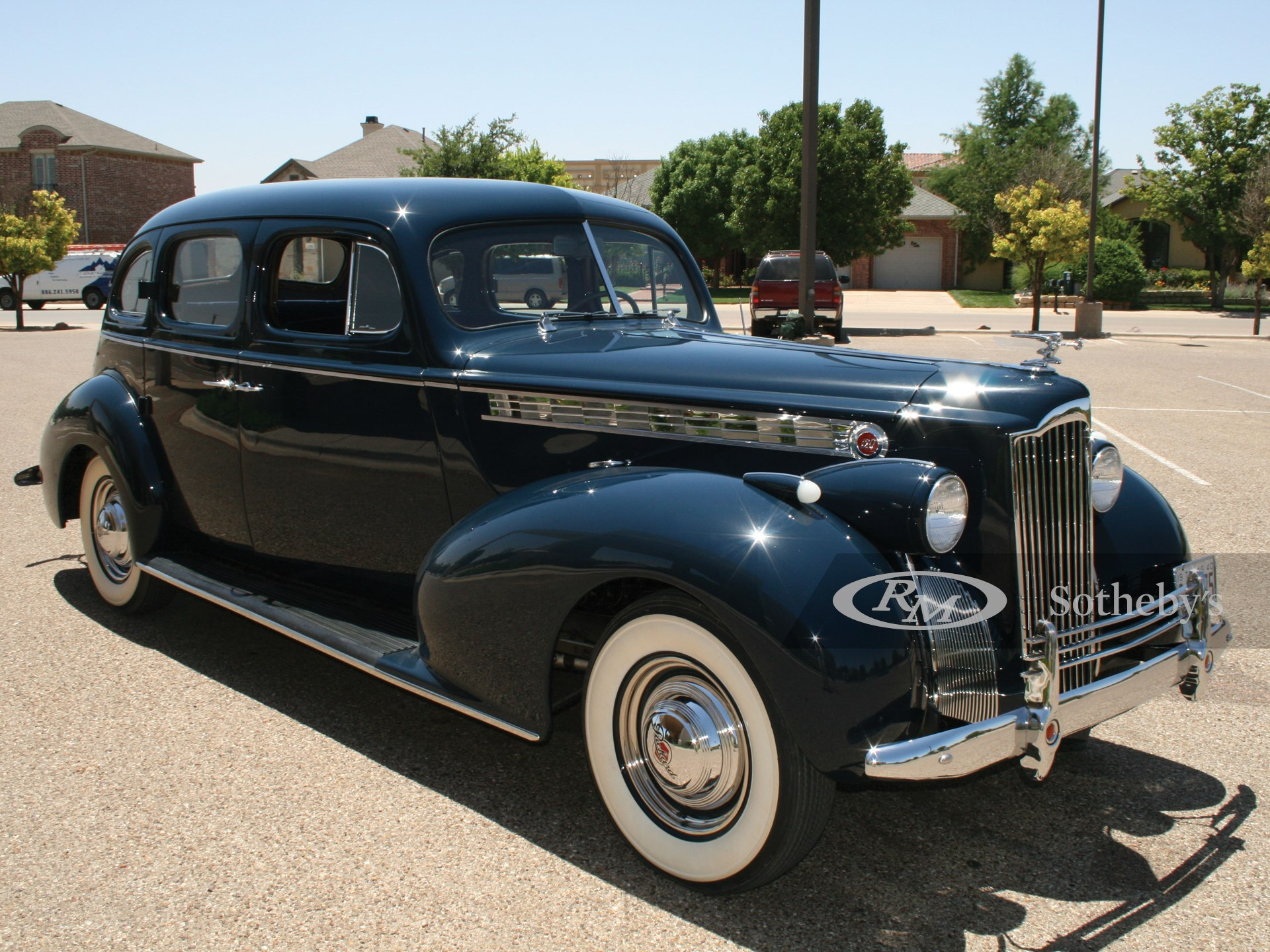 1940 Packard One-Twenty