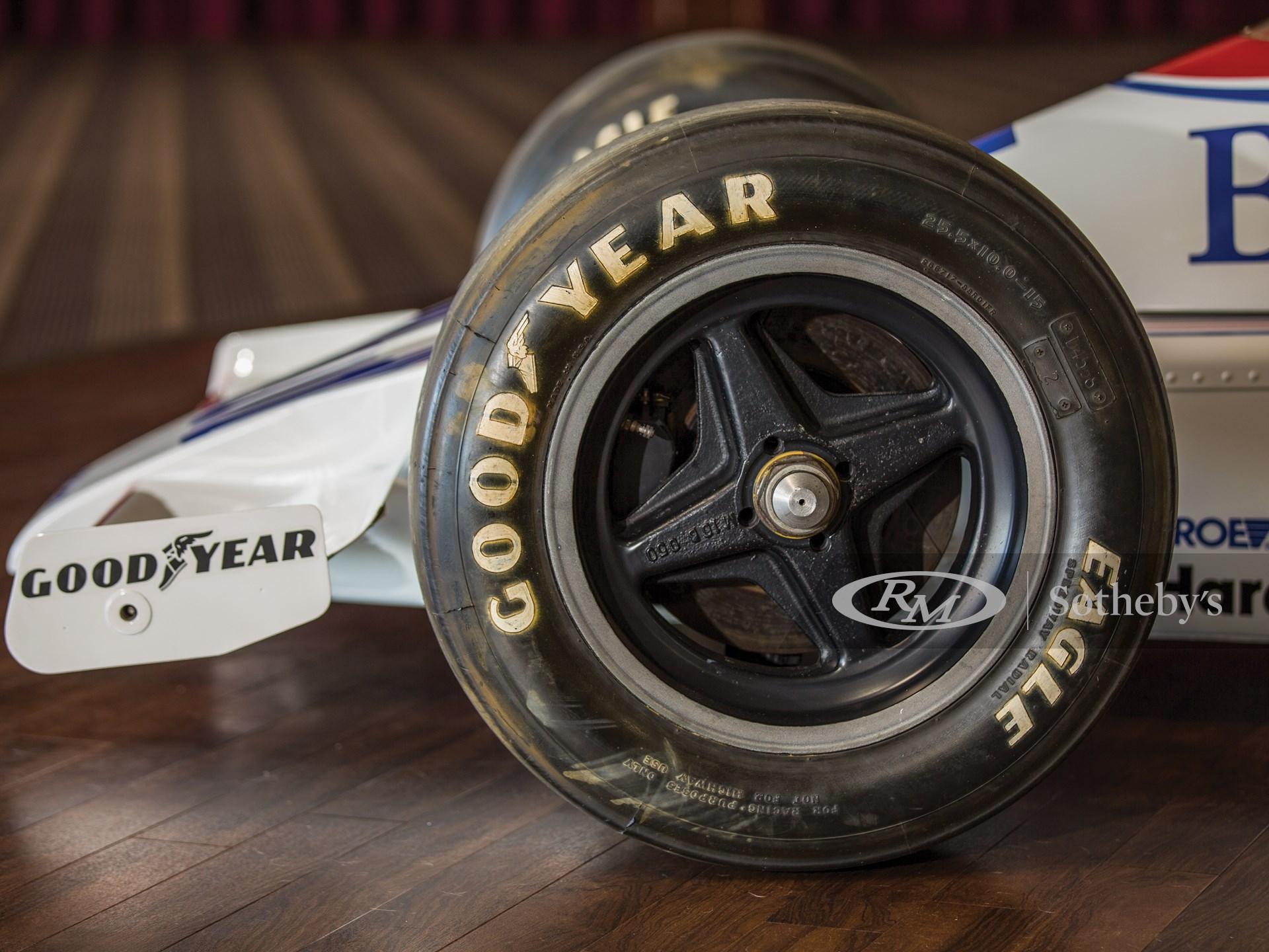 1979 McLaren M24B Indianapolis  -