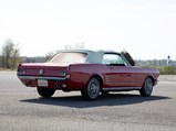 1966 Ford Mustang GT Convertible  - $