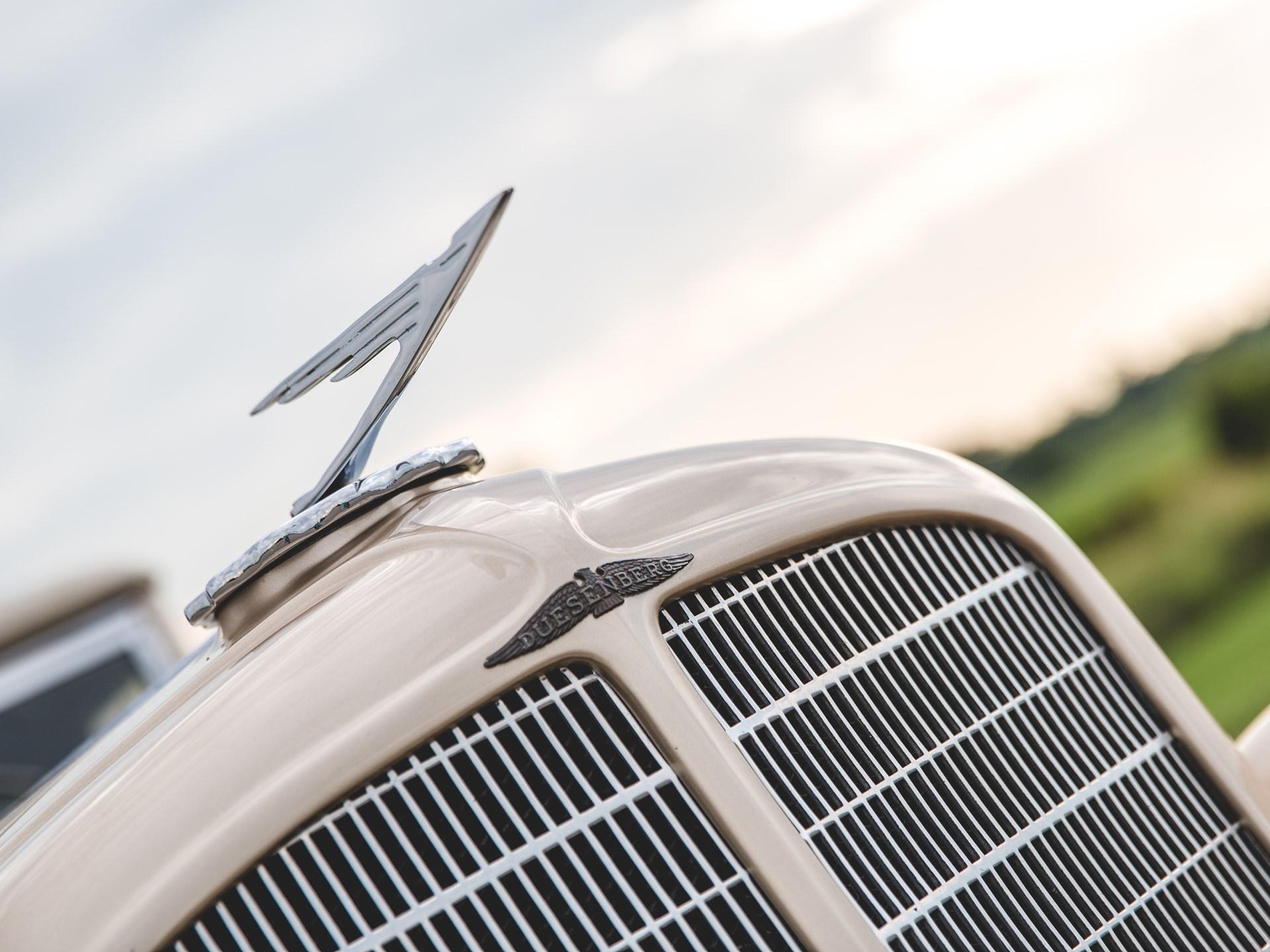 1929 Duesenberg Model J Sedan by Derham/Bohman & Schwartz