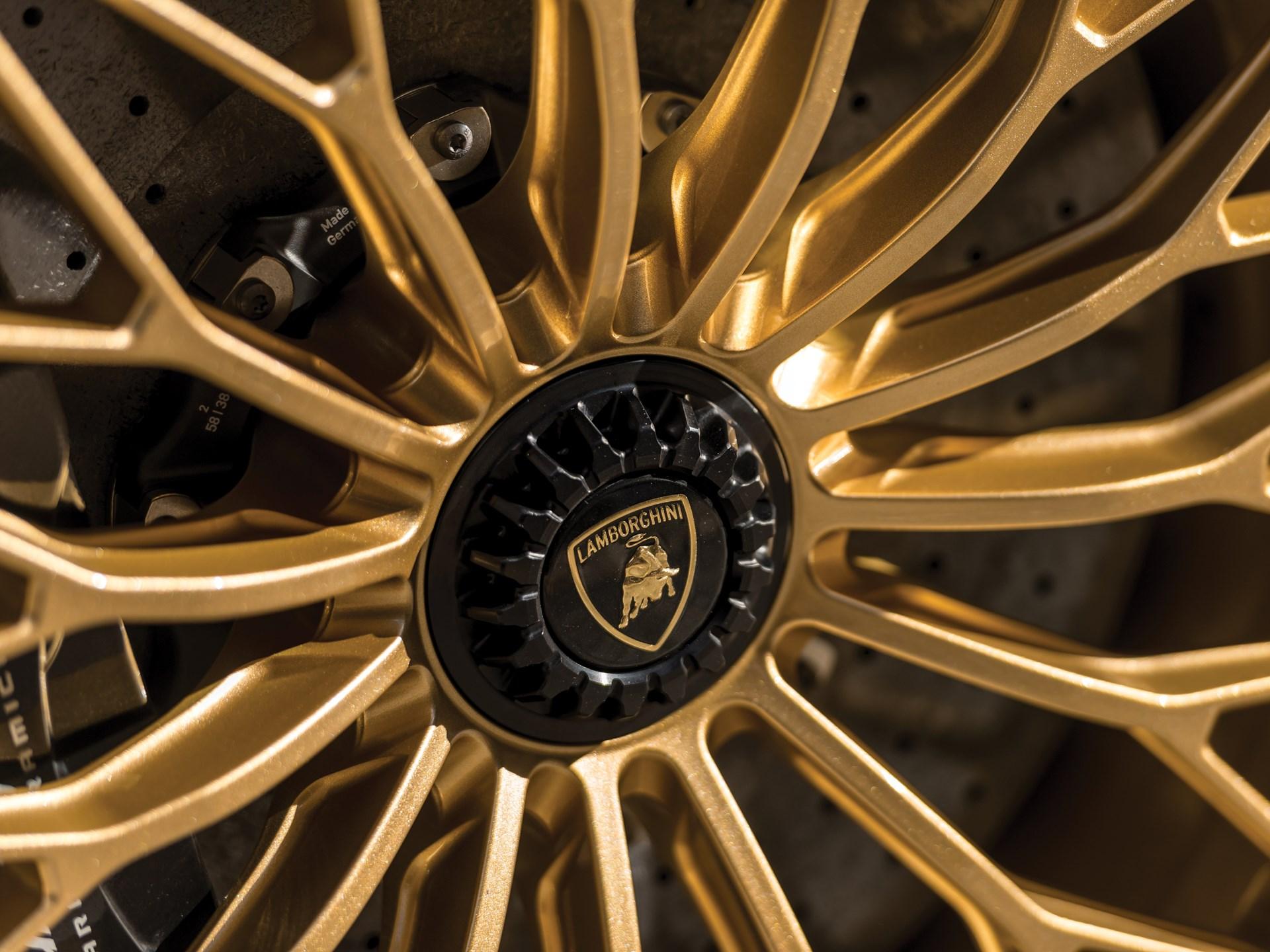 2017 Lamborghini Aventador LP750-4 SV Coupe