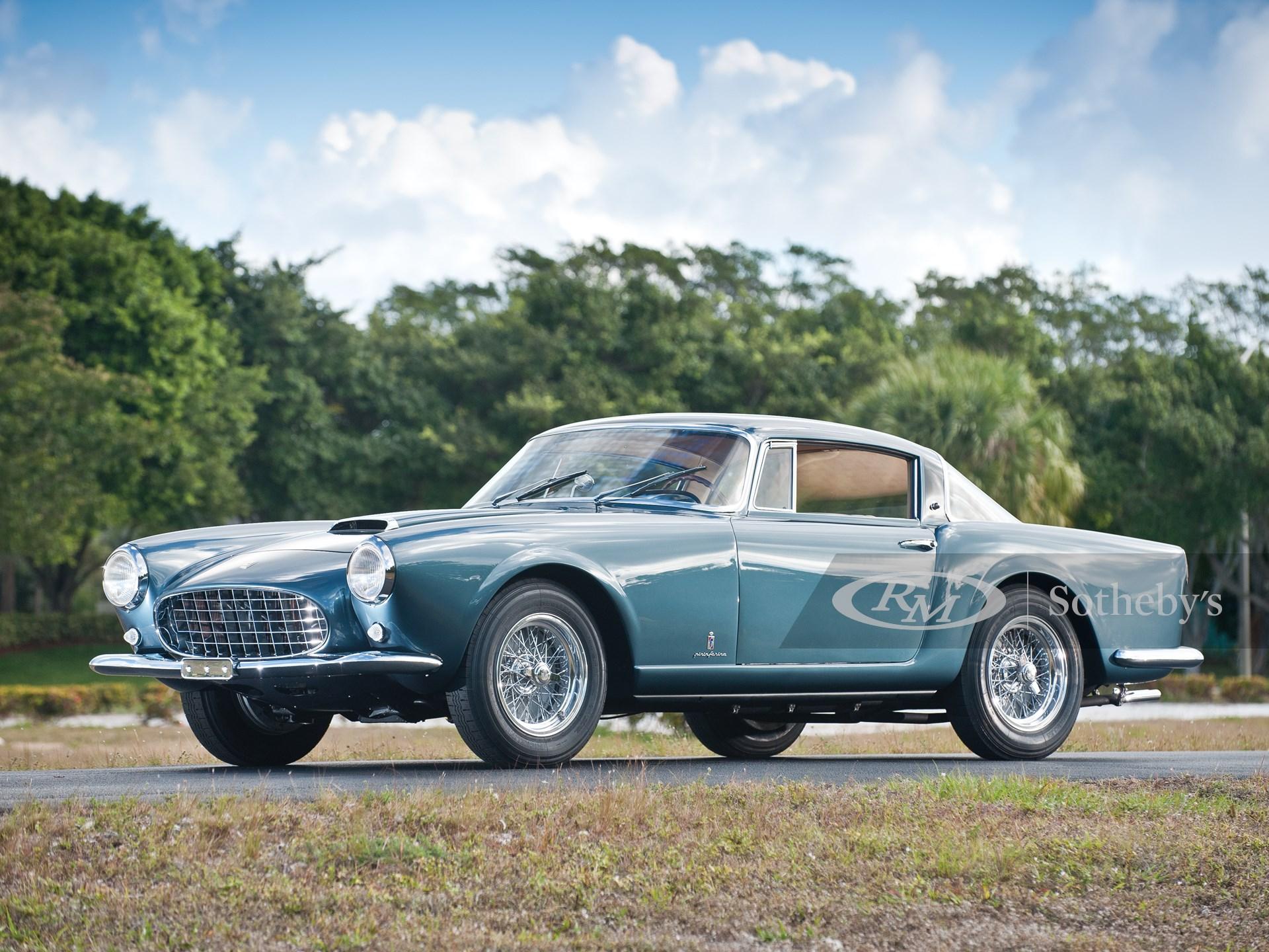 1956 Ferrari 250 GT Coupe Speciale by Pinin Farina