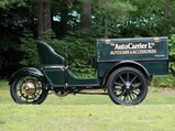 1912 Auto-Carrier Delivery Box Van  - $