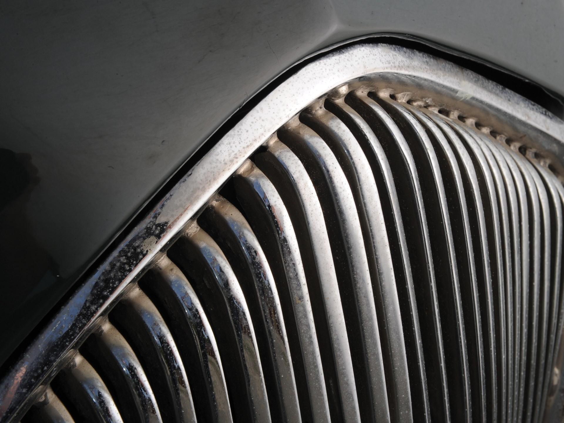 1950 Healey Elliott Sport Saloon by Tickford Ltd.