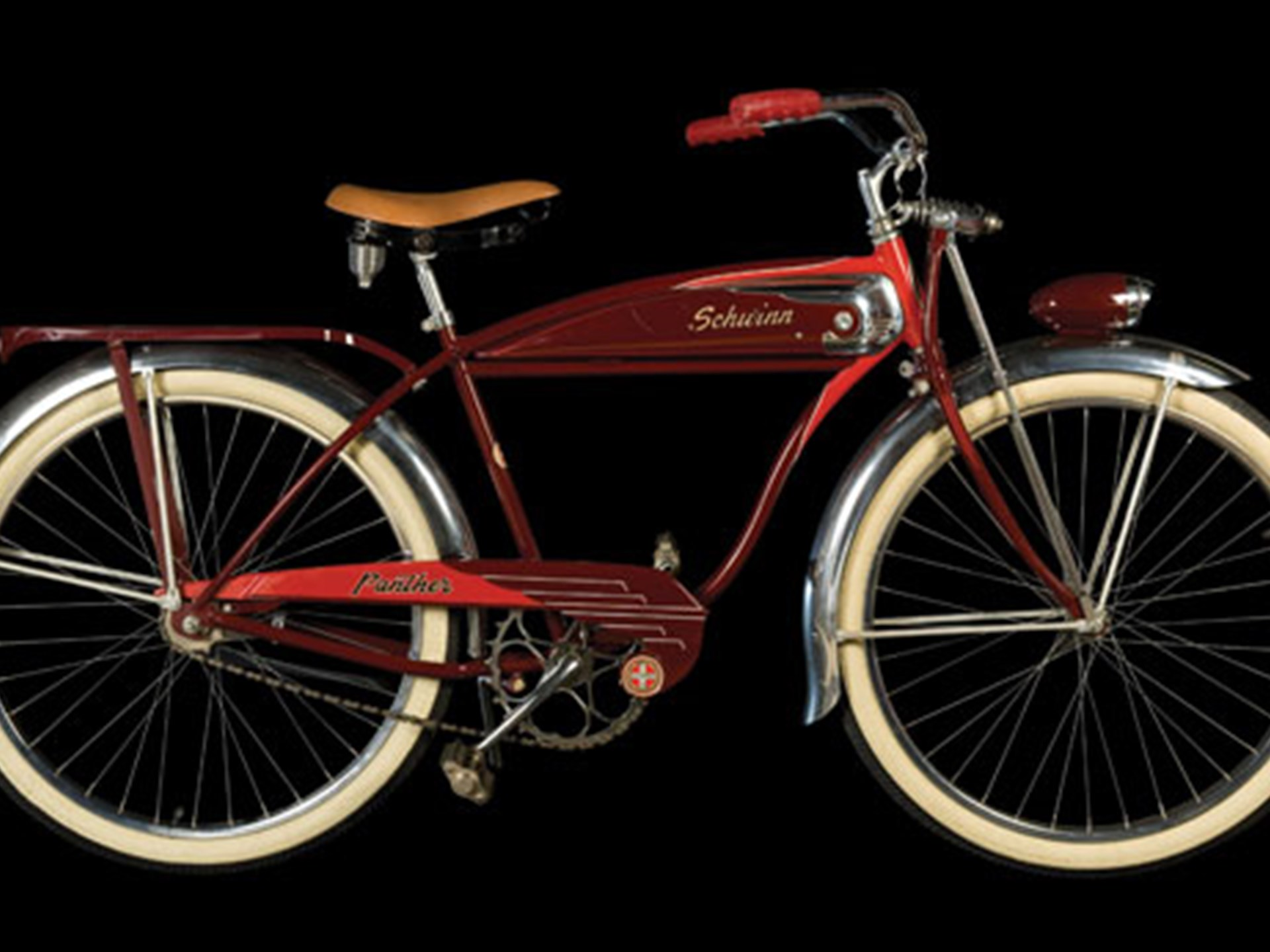 RM Sotheby's - 1953 Schwinn Panther Bicycle | Collector Cars