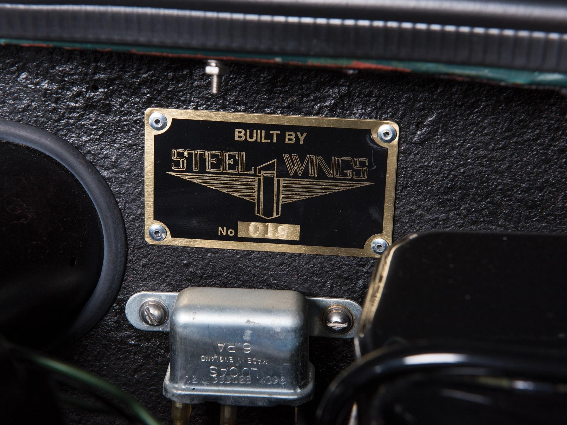 1966 Aston Martin Short-Chassis Volante