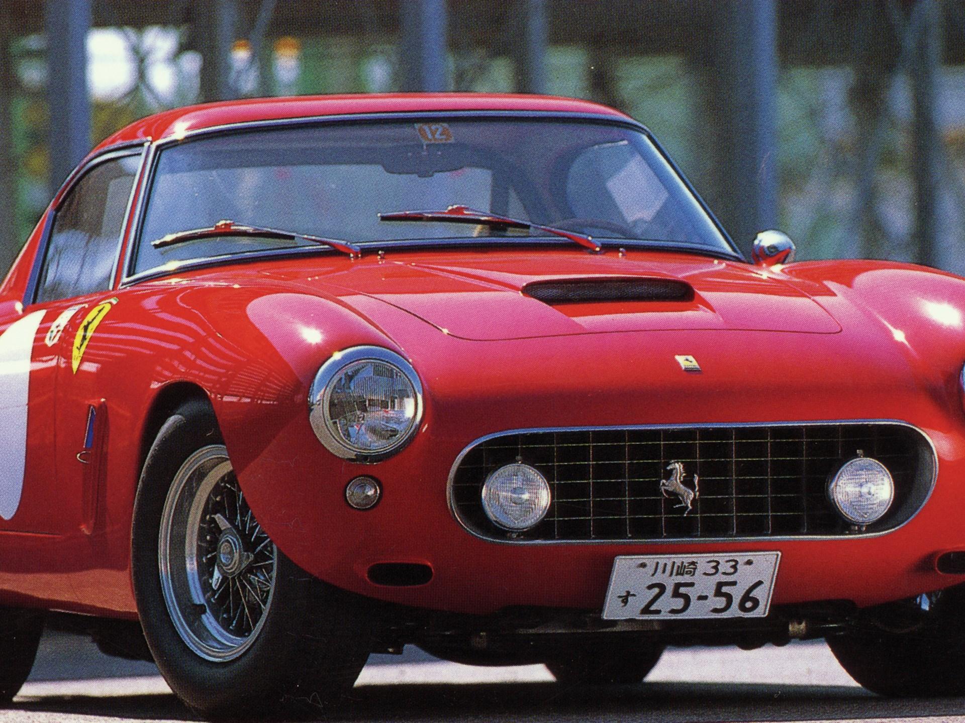 1960 Ferrari 250 GT SWB Alloy Berlinetta Comp