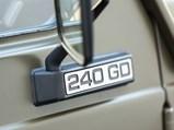 1984 Mercedes-Benz 240 GD  - $