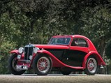 1936 MG NB Magnette Airline Coupé by Carbodies - $