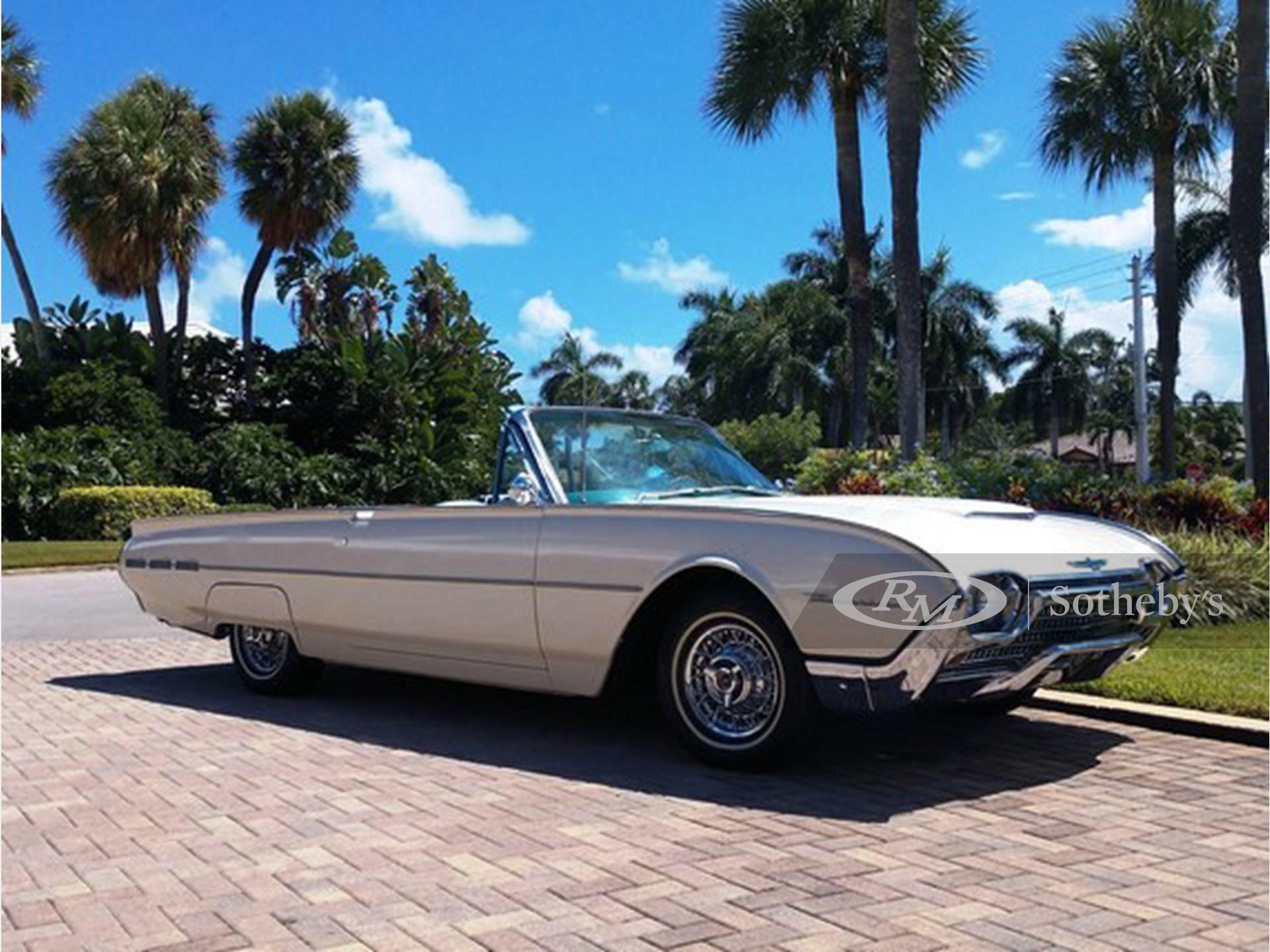 1962 Ford Thunderbird 'M-Code' Convertible