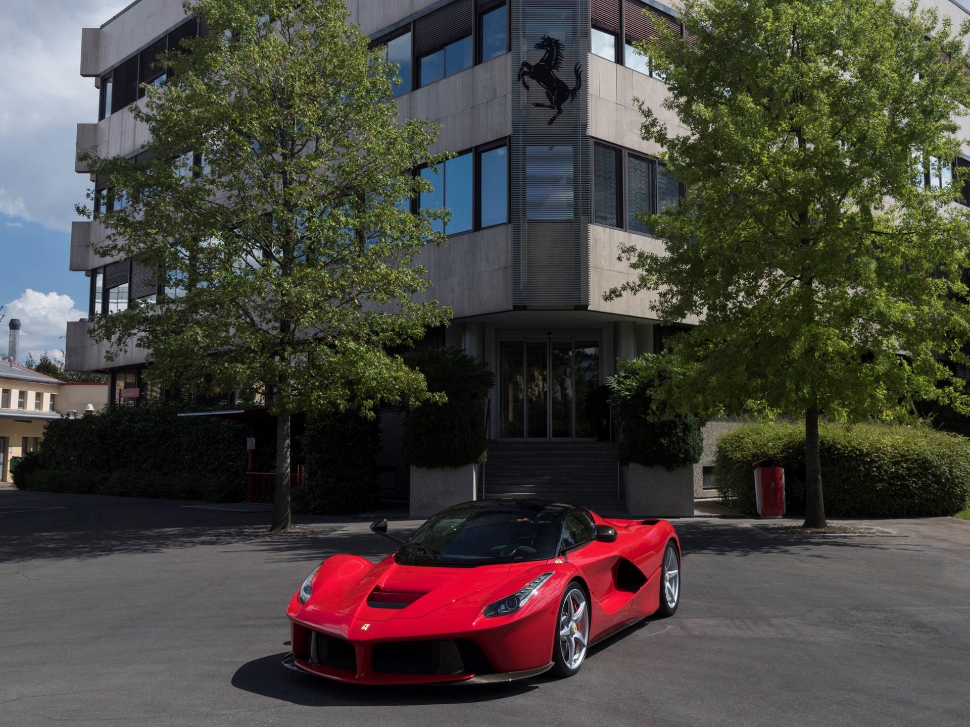 Ferrari LaFerrari AV1