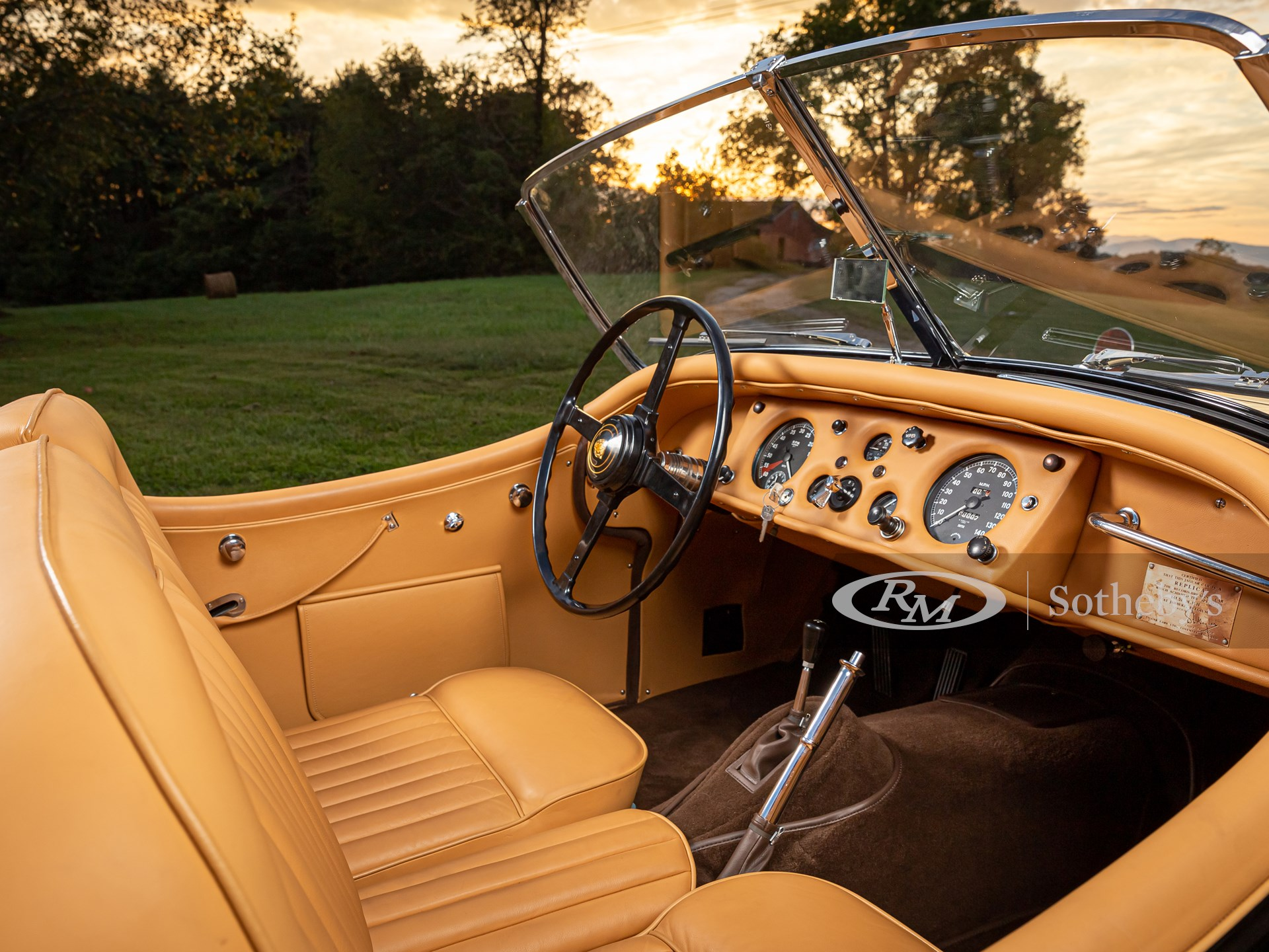 1956 Jaguar XK 140 MC Roadster  -
