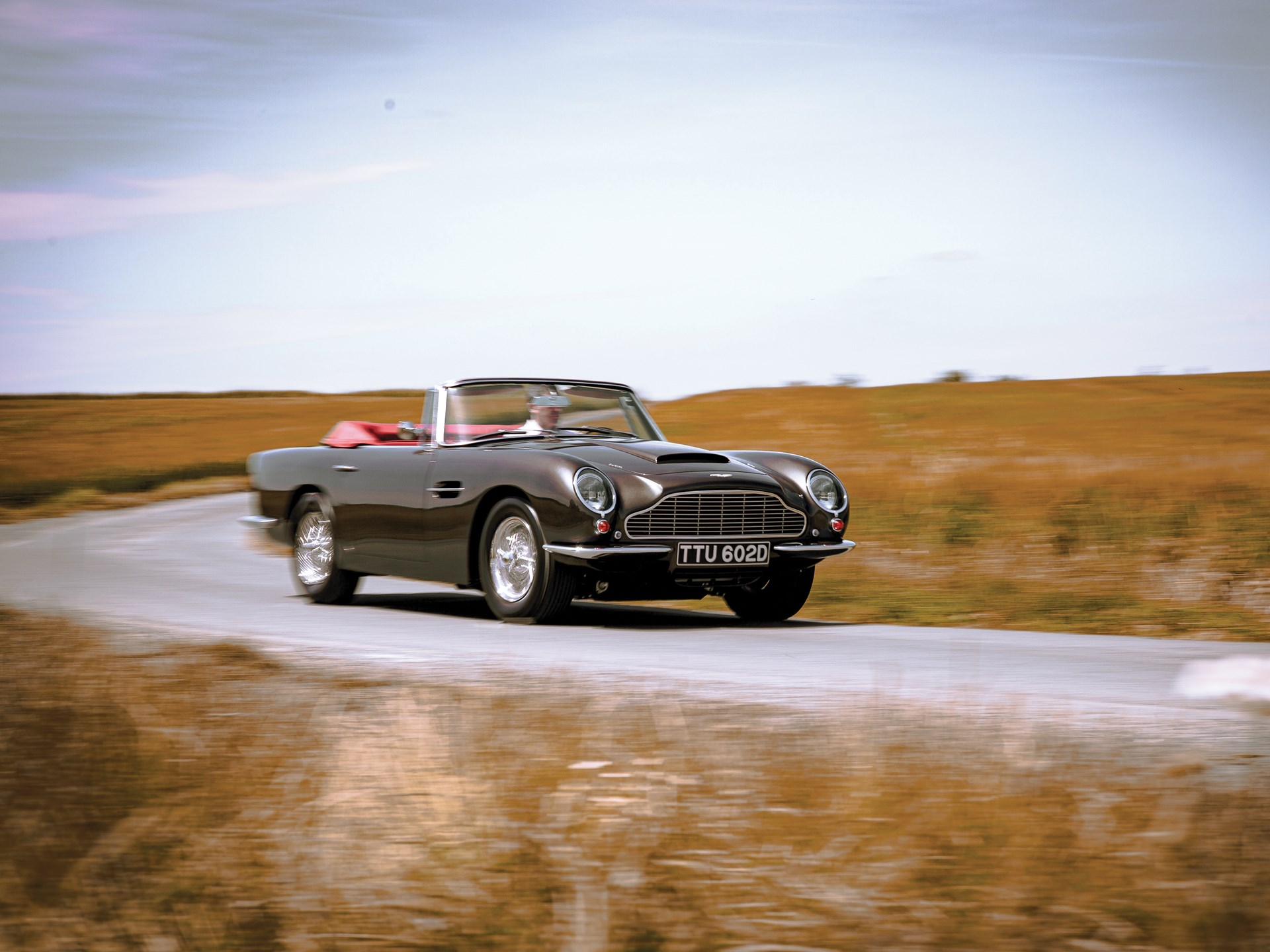 Image result for rm MO19 1966 Aston Martin DB5 Short Chassis Volante