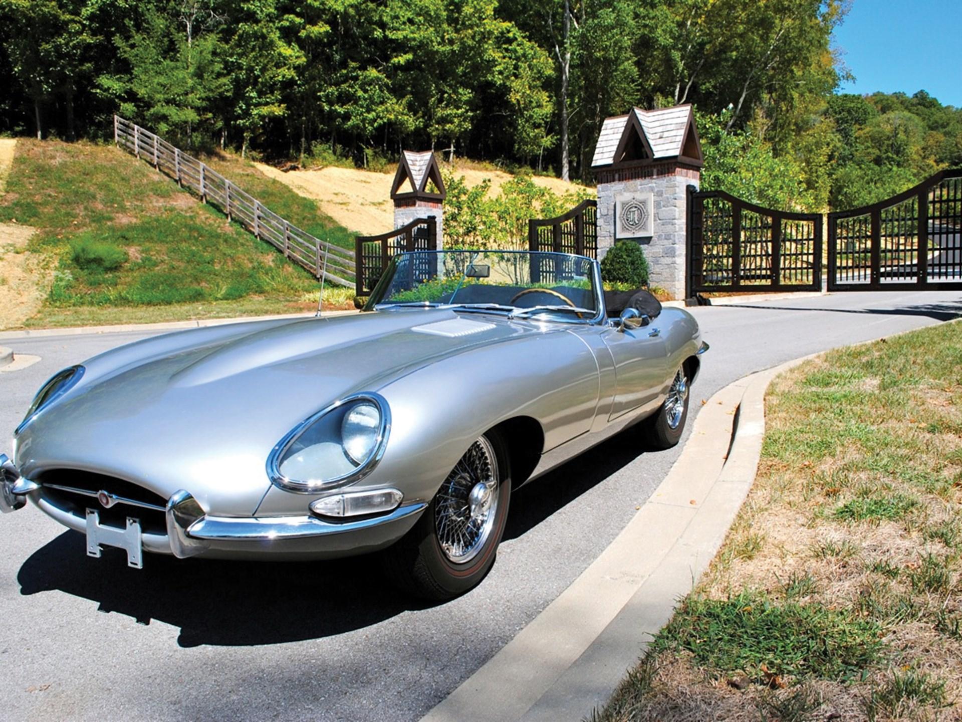 1964 Jaguar XKE 3.8