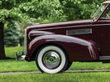 1939 LaSalle V-8 Convertible Coupe  - $