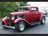 1932 Ford Three-Window Coupe Custom  - $
