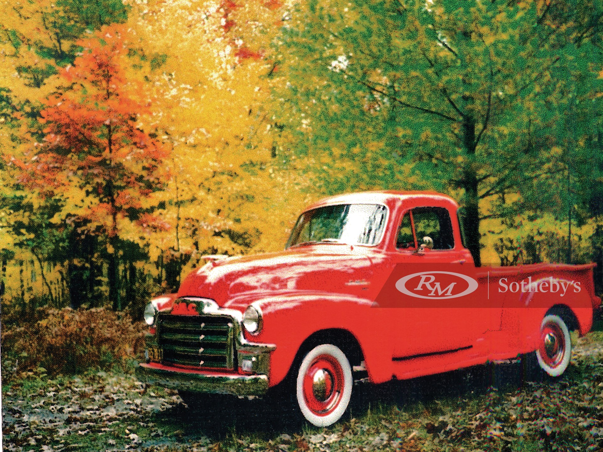 1954 GMC 5 Window Pickup  -