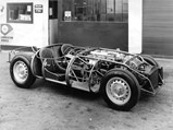 1955 Cooper-Jaguar T38 Mk II  - $For all to see, the Cooper-Jaguar shows off what's underneath its dashing coachwork.