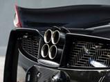 2017 Pagani Huayra Roadster  - $