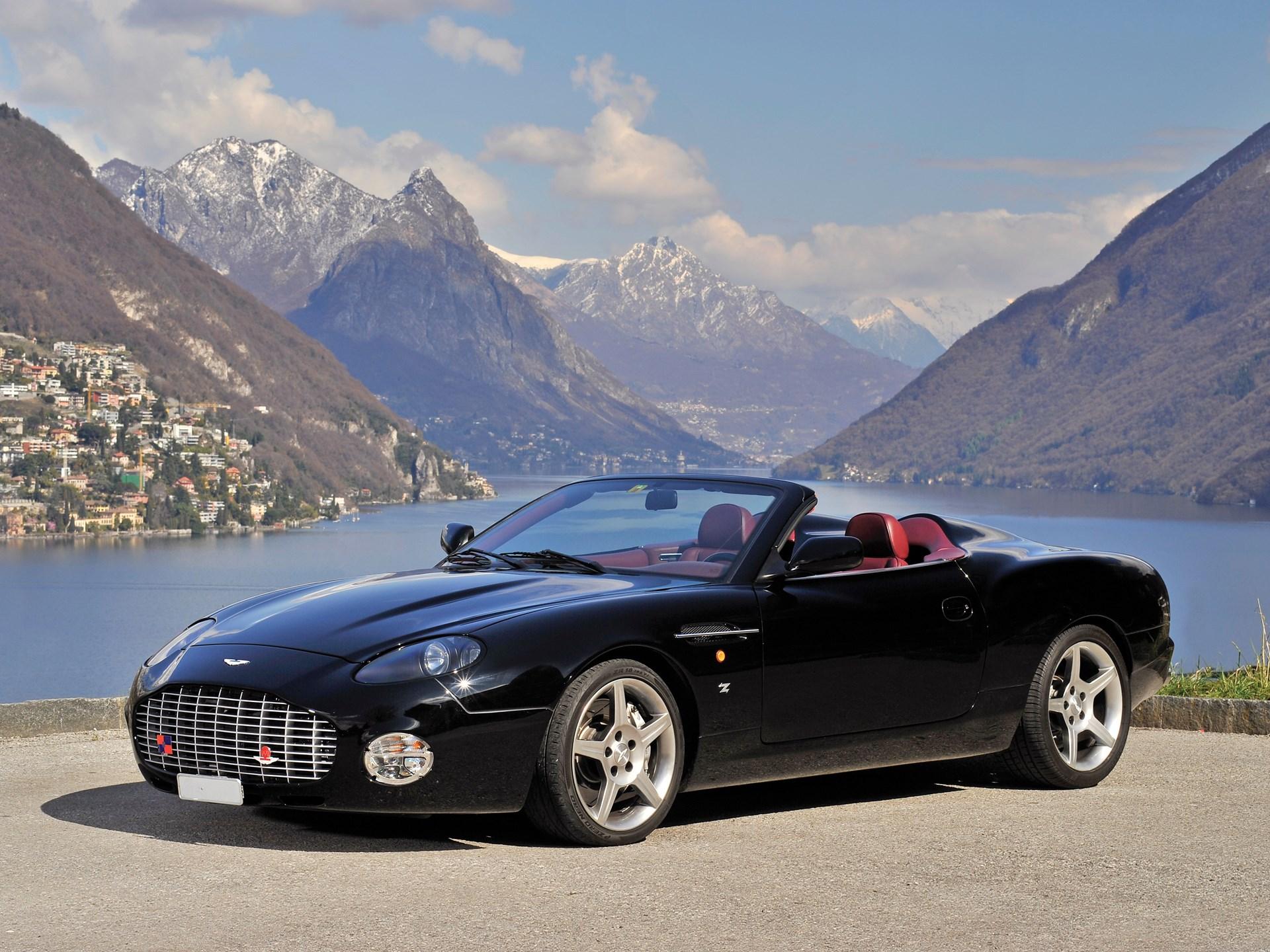 RM Sothebys Aston Martin DB AR By Zagato Monaco - 2004 aston martin