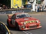 1977 Porsche 935 K3  - $The Georg Loos Porsche 935 #39, driven by Toine Hezemans, Tim Schenken, and Hans Heyer, rounds a corner at the 1977 24 Hours Le Mans.