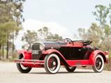 1929 Essex 'The Challenger' Boattail Speedabout  - $