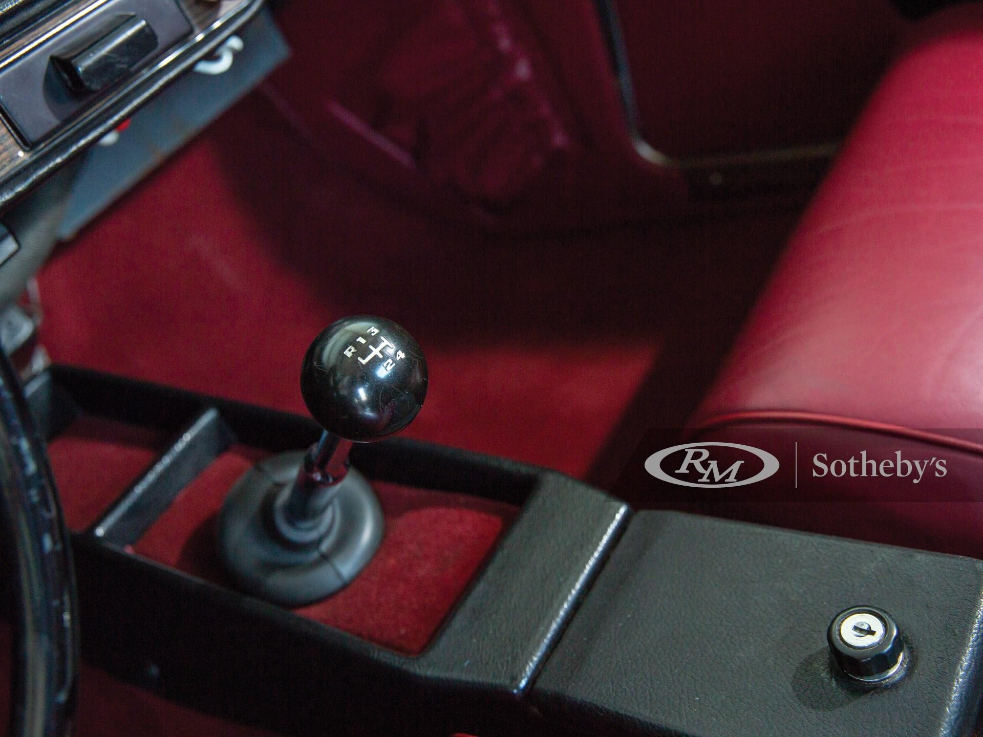 1971 Volvo 1800E Coupe  -