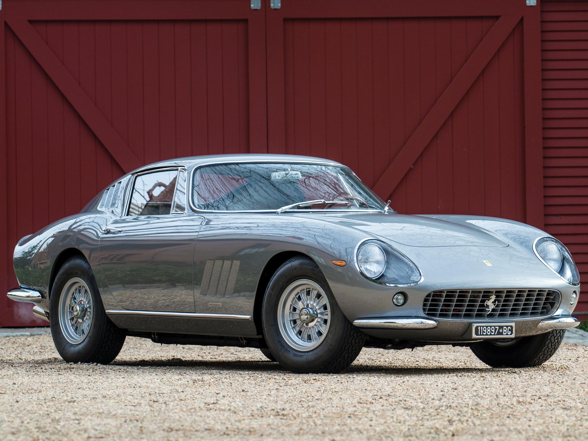Image result for RM amelia island 1965 Ferrari 275GTB