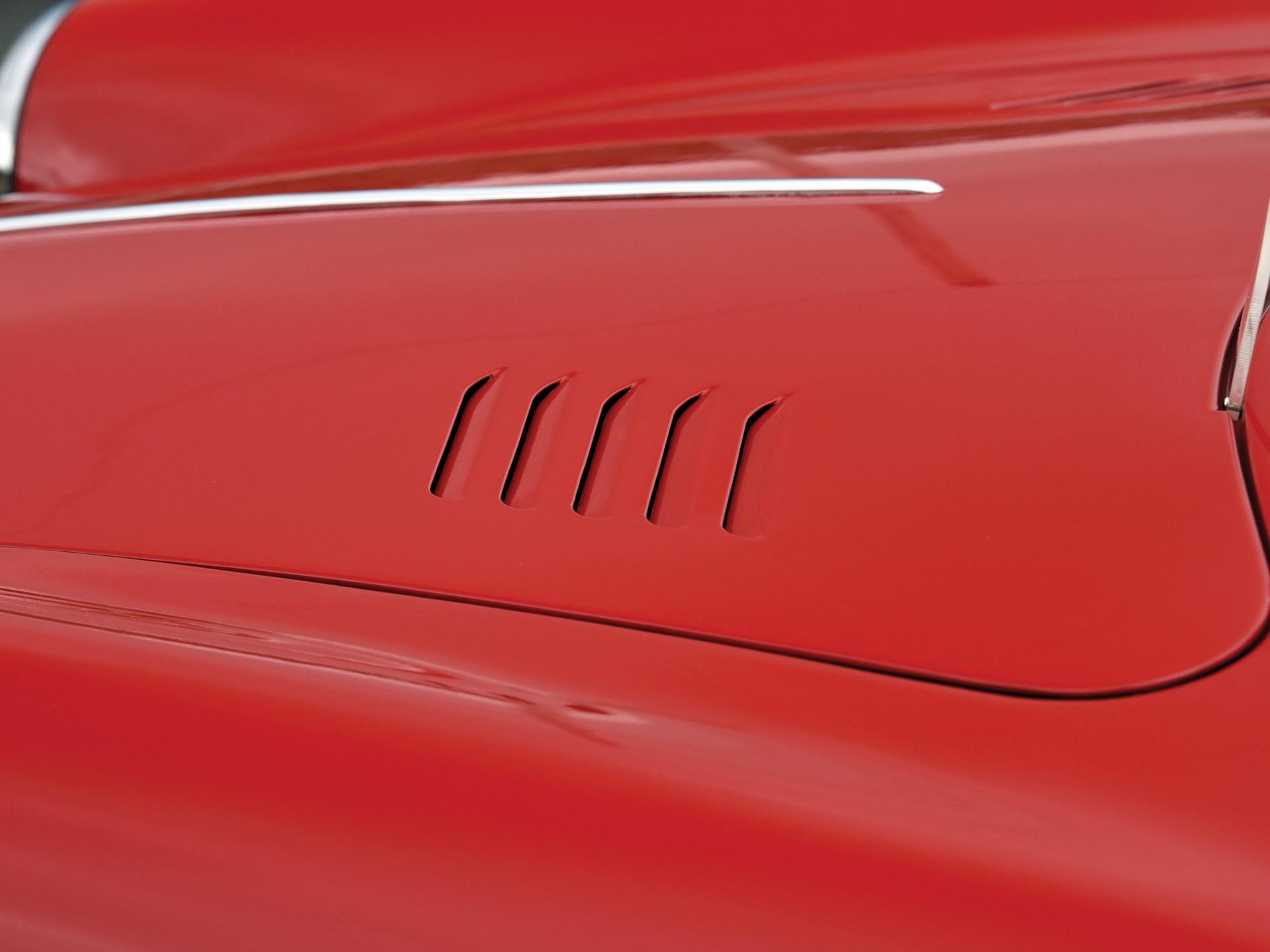 Rm Sothebys 1961 Alfa Romeo Giulietta Sprint Speciale By Bertone Spider Heck