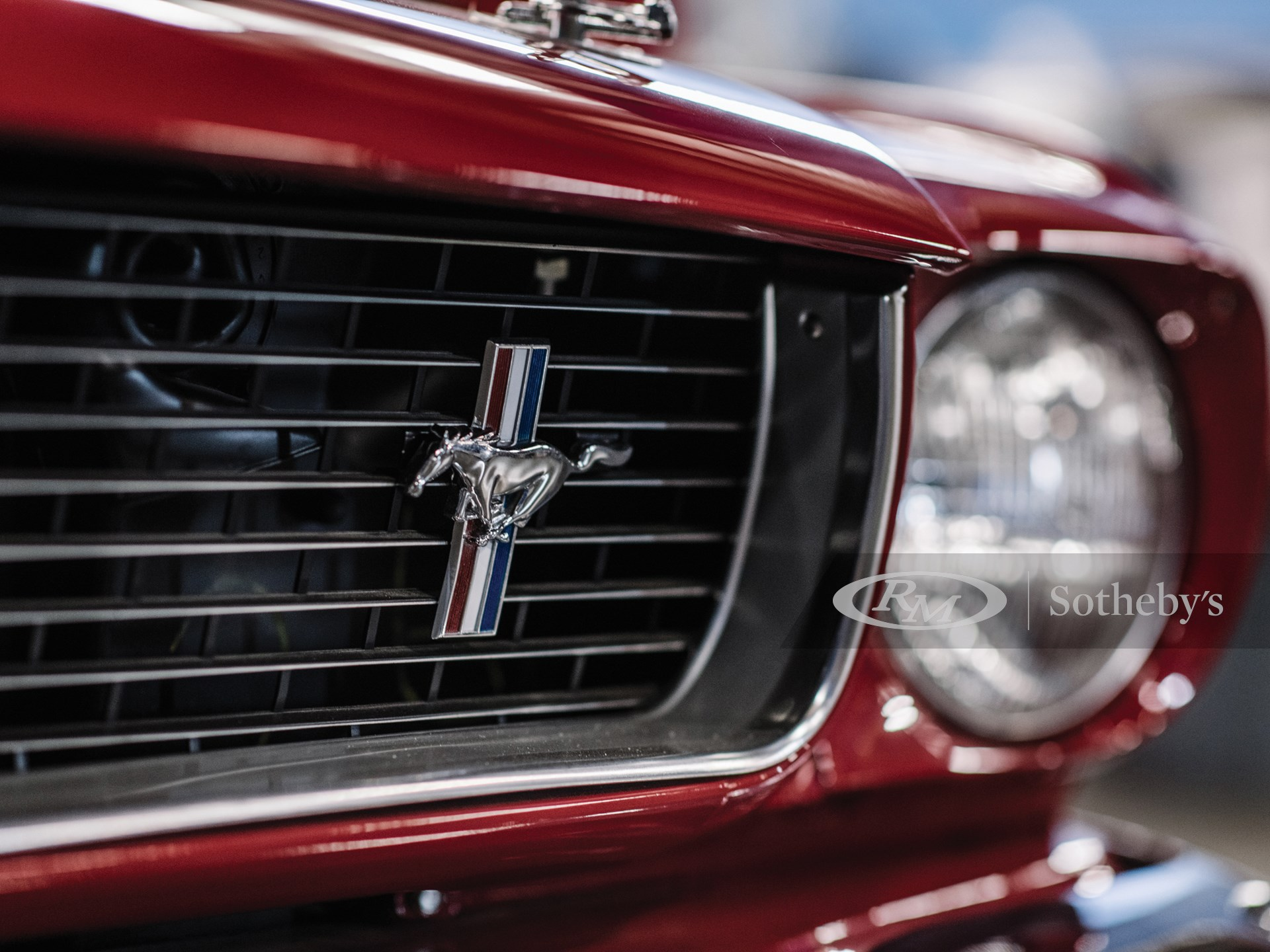 1966 Shelby GT350  -