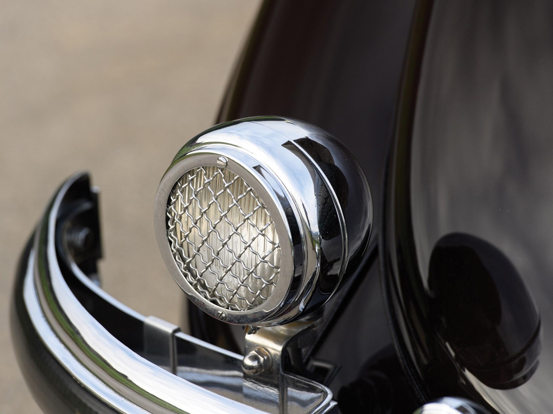 1937 Mercedes-Benz 540 K Cabriolet A by Sindelfingen