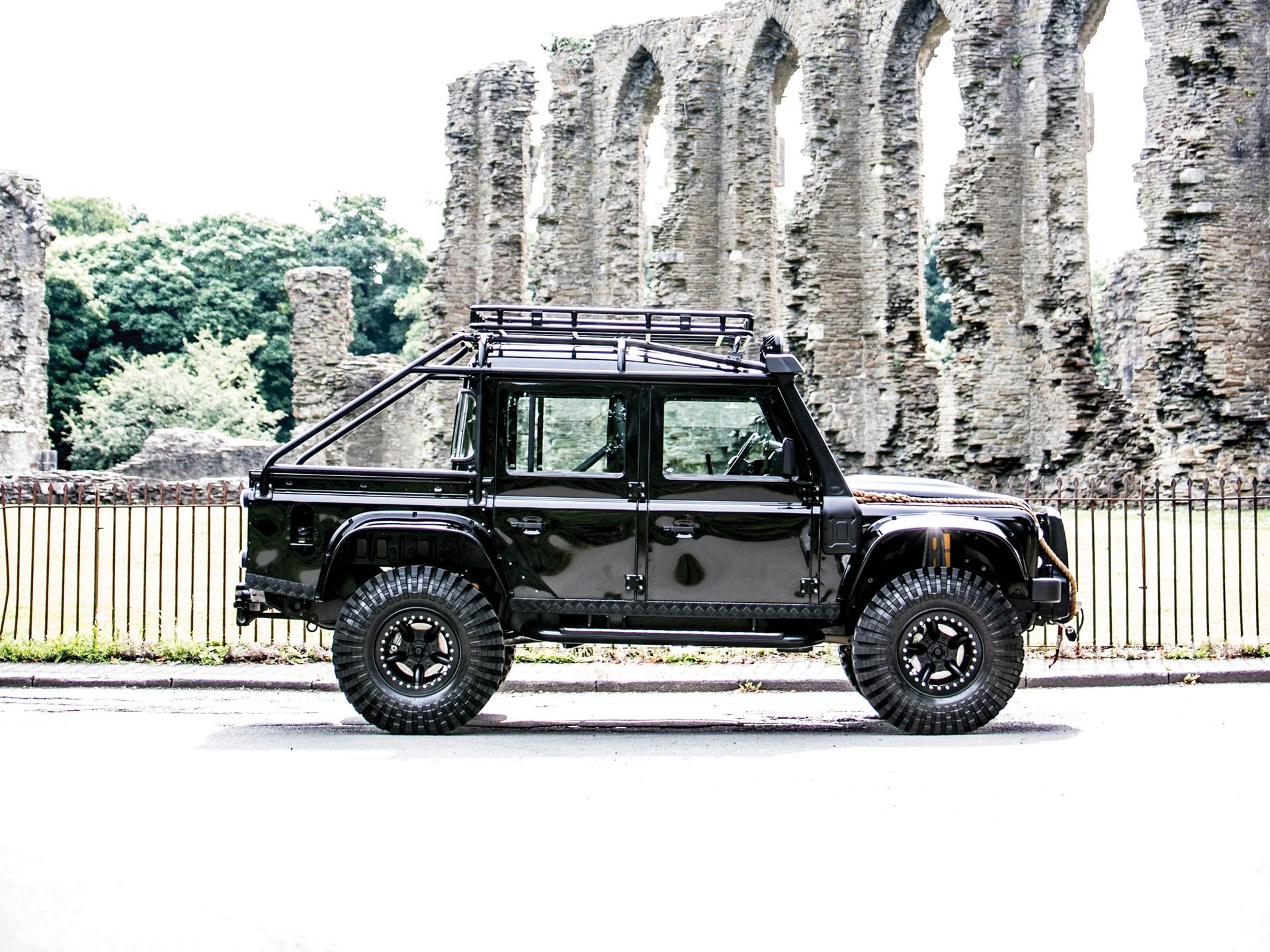 RM Sotheby's - 2014 Land Rover Defender SVX