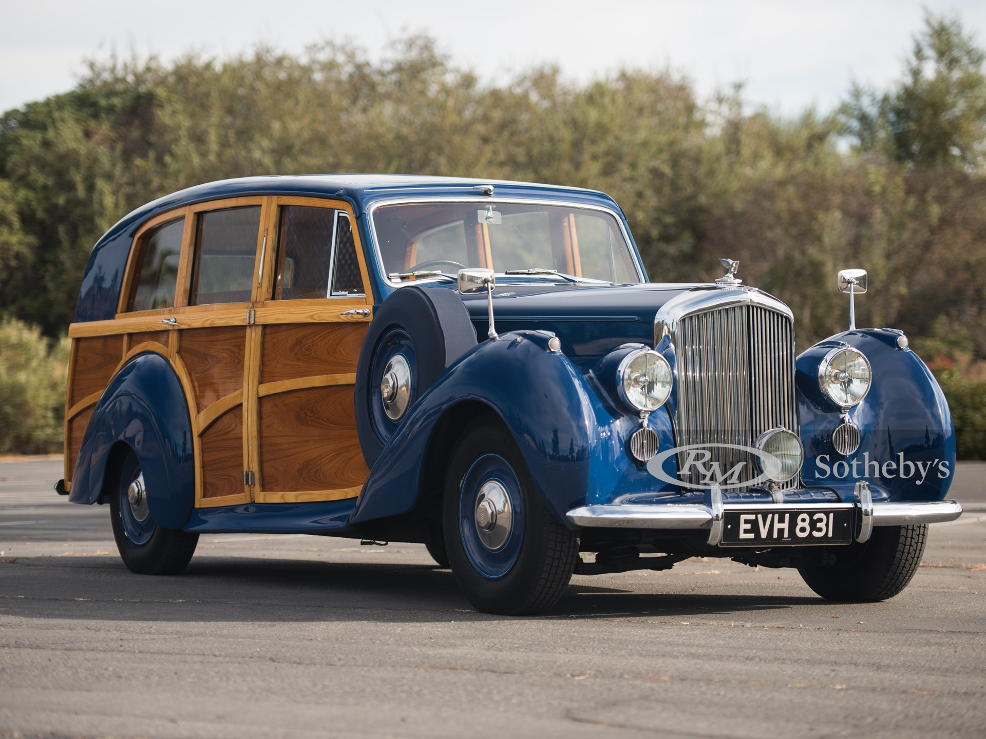 1949 Bentley Mark VI Estate Car by Rippon