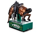 Bucky the Bucking Bronco Coin-Operated Kiddie Ride by Bally's - $
