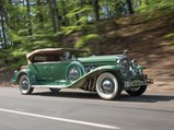 1931 Duesenberg Model J Tourster by Derham - $