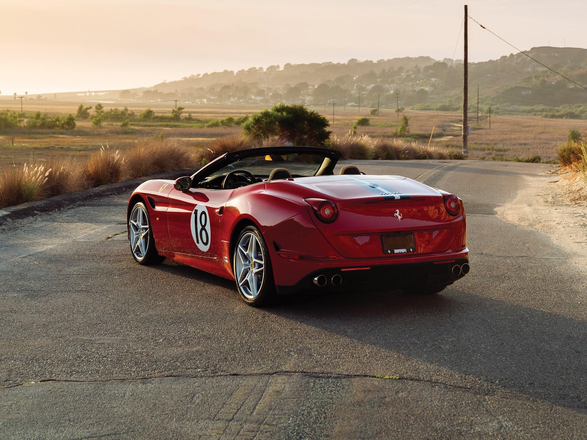 RM Sotheby's - 2017 Ferrari California T 70th Anniversary ...