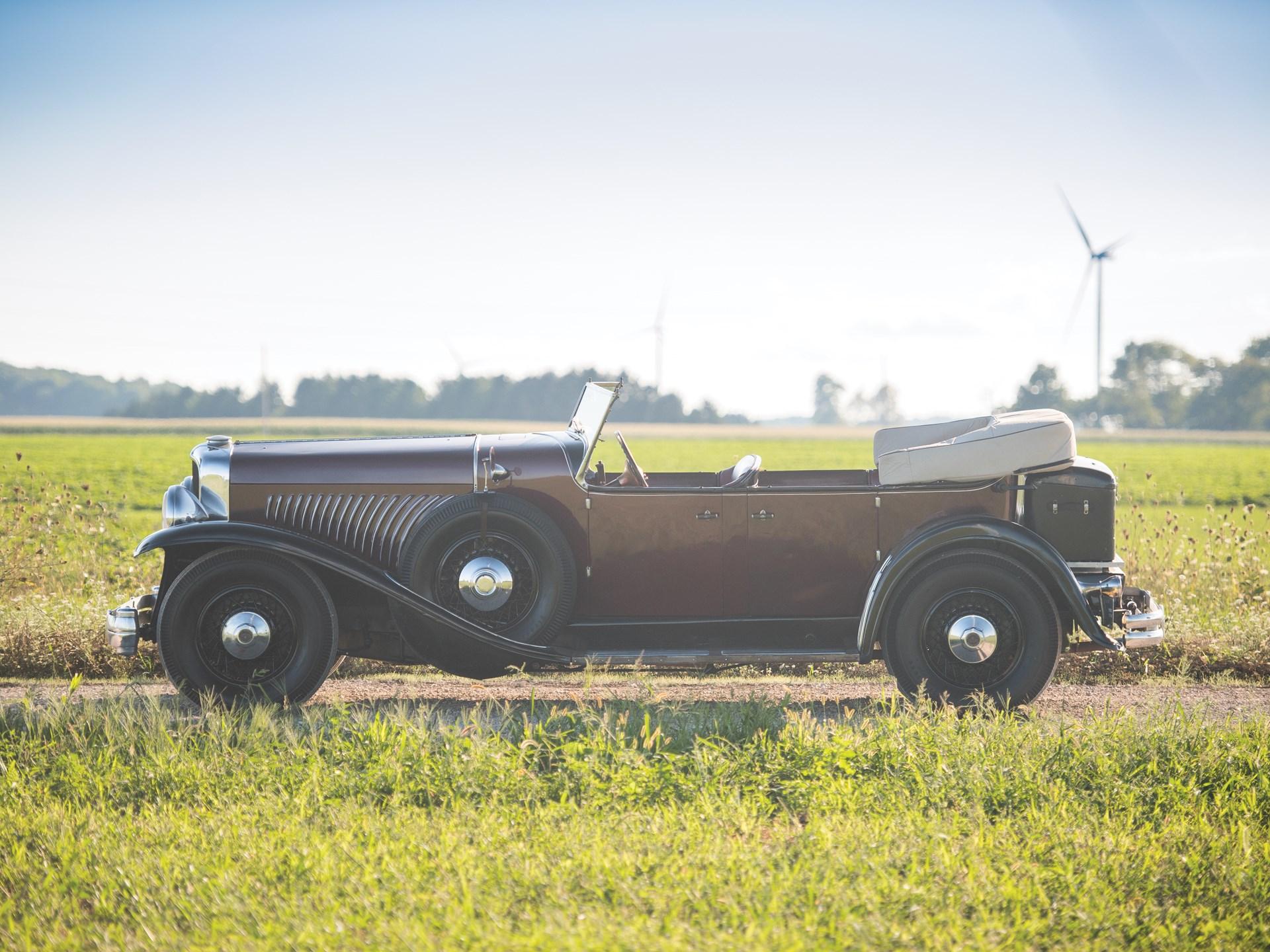 1927 Duesenberg Model A/Y Phaeton Prototype by McFarlan
