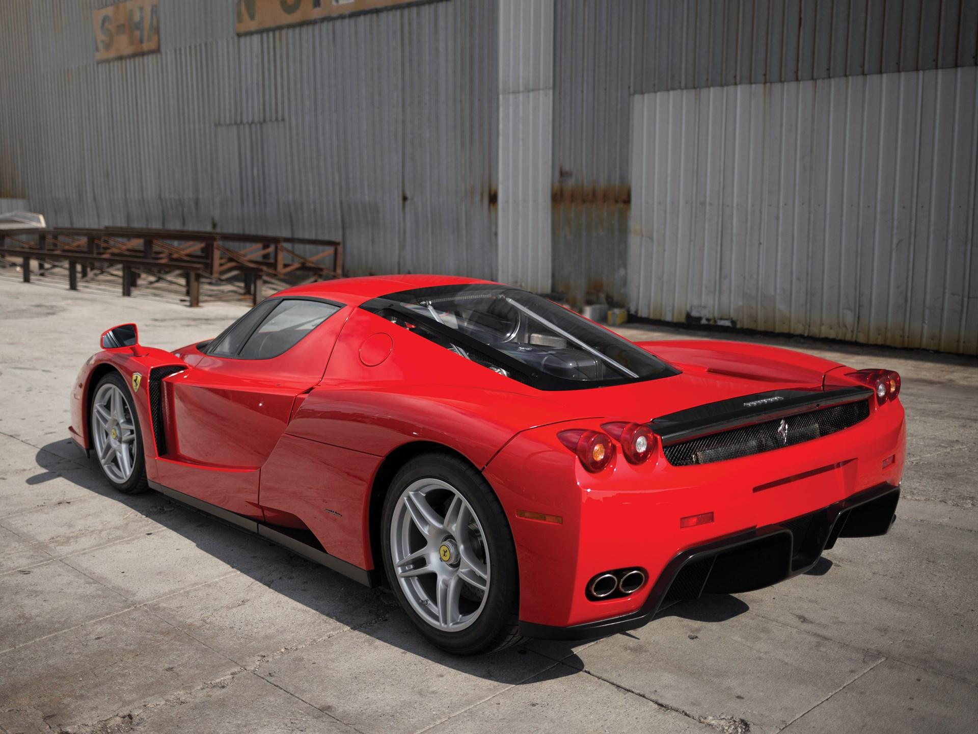 Rm Sotheby S 2005 Ferrari Enzo Monterey 2015