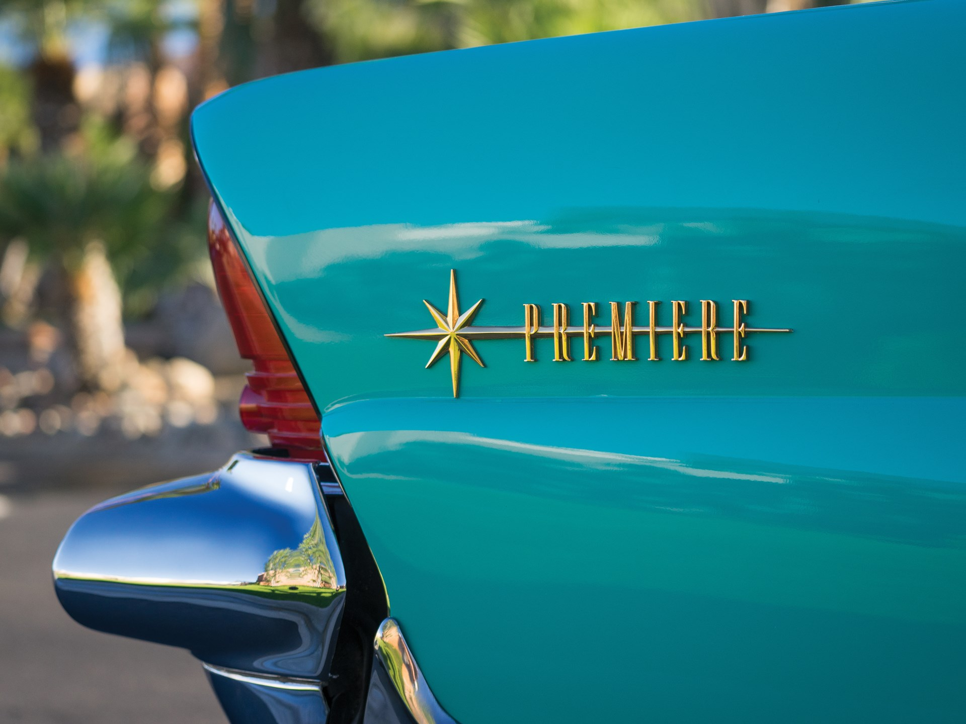 RM Sotheby's - 1956 Lincoln Premier Convertible | Arizona 2016