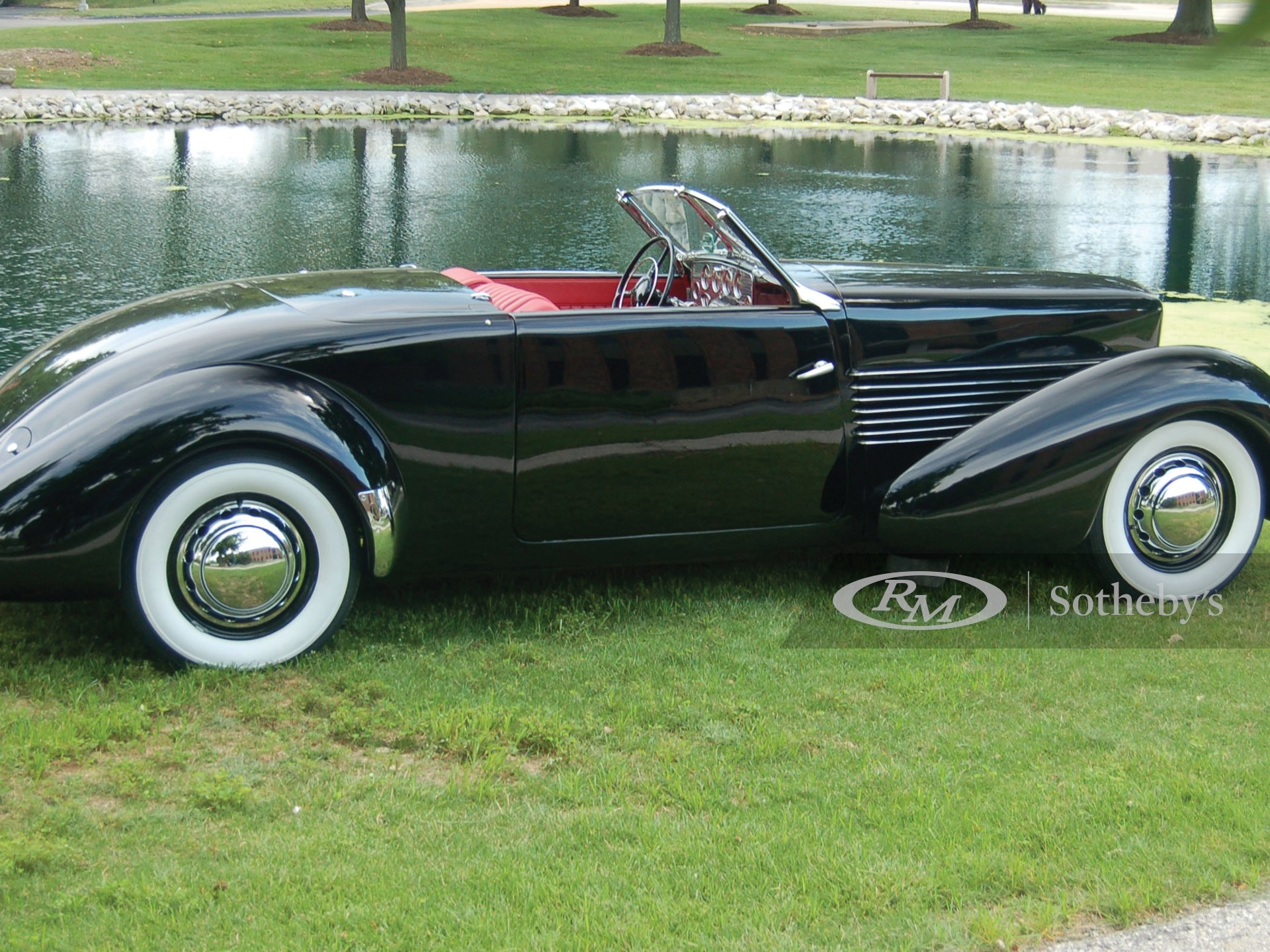 1936 Cord 810 Convertible Coupe  -