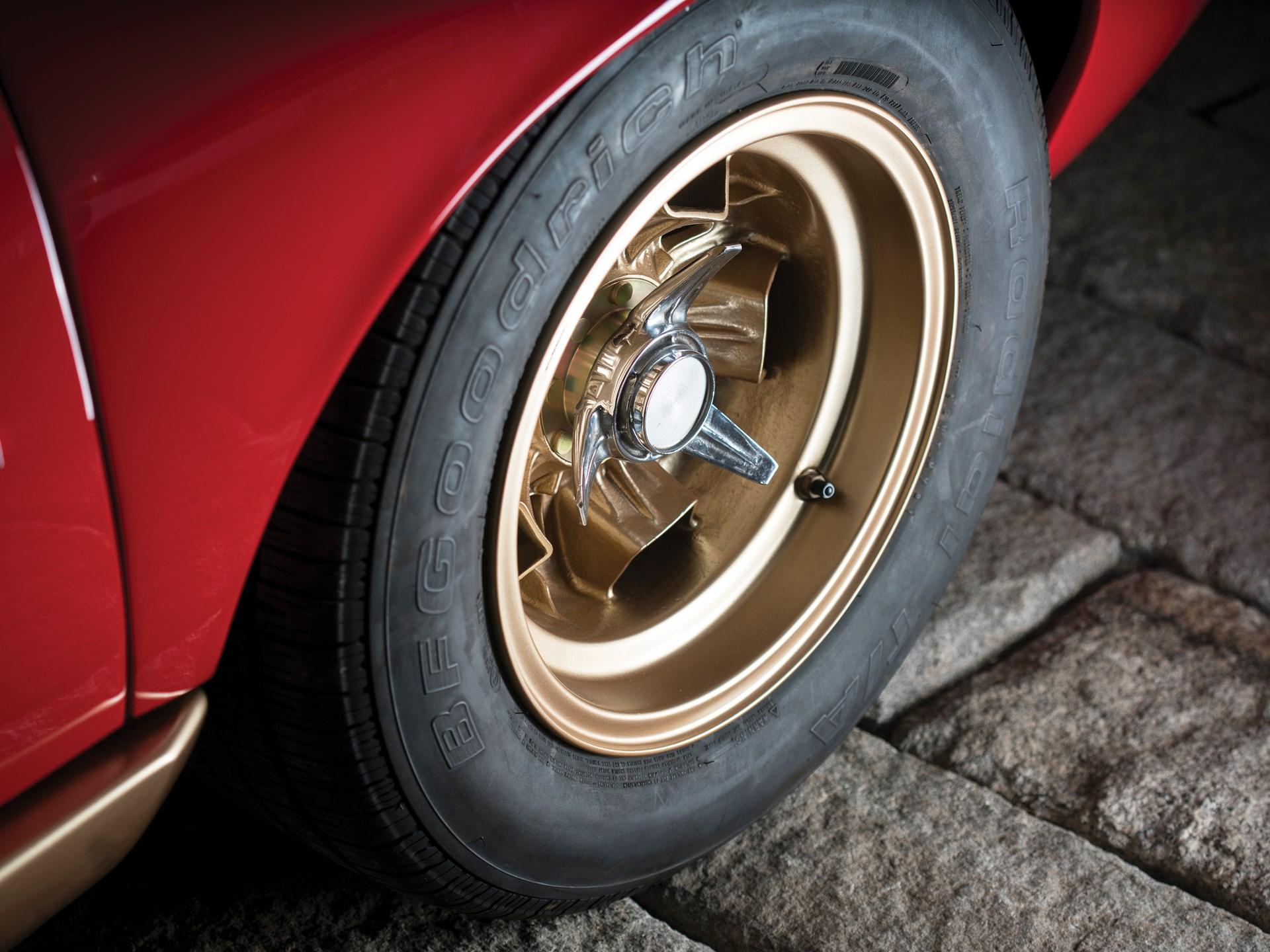 1971 Lamborghini Miura P400 SV by Bertone