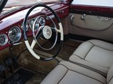 1953 Alfa Romeo 1900C Sprint Coupé by Pinin Farina - $Captured at Via Artigiani on 10 December 2019. At 1/125, f 2.8, iso200 with a {lens type} at 35mm on a Canon EOS R.  Photo by Cymon Taylor - CTP