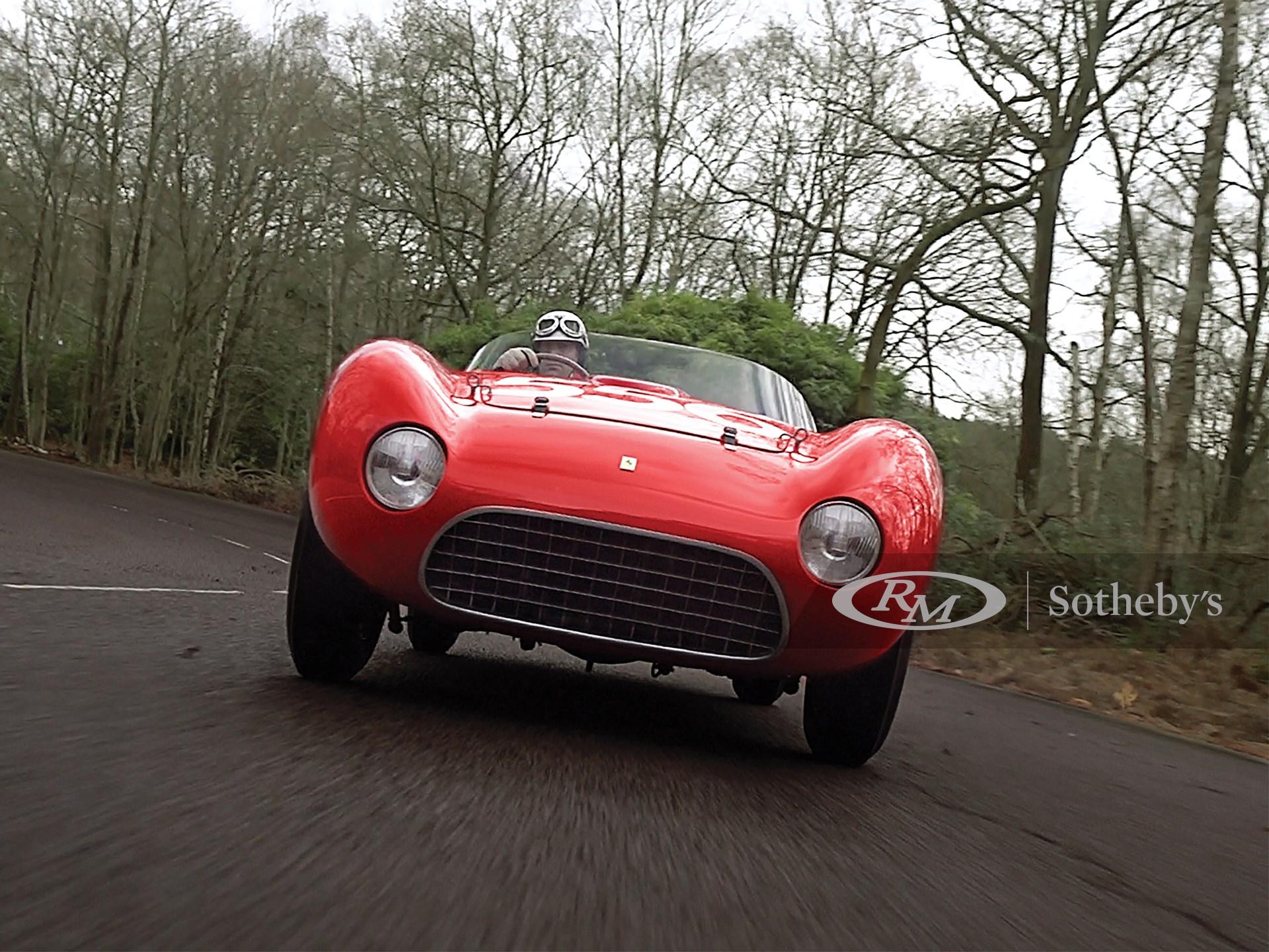 1953 Ferrari 166 MM Spider  -