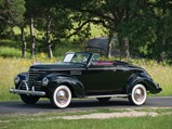 1939 Plymouth Deluxe Convertible Coupe  - $
