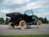 1916 Ford Model T Touring  - $
