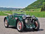 1934 MG PA/B Le Mans  - $