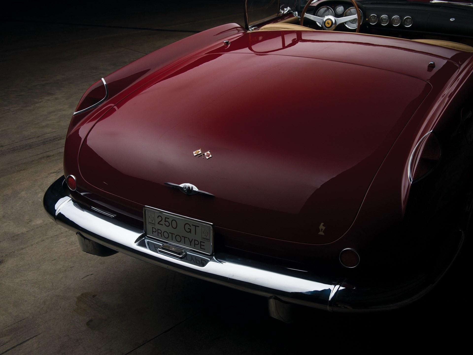 1957 Ferrari 250 GT Cabriolet Series I by Pinin Farina