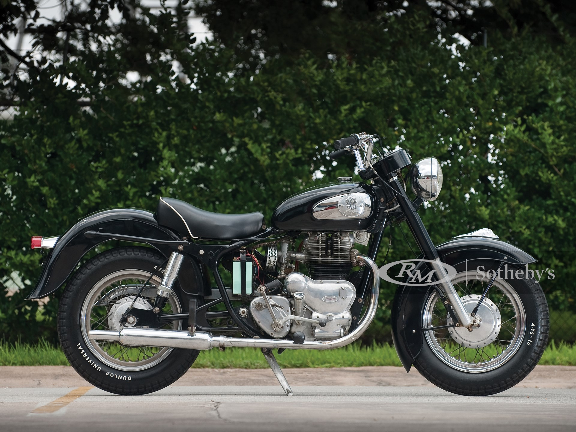1960 Indian-Enfield Motorcycle