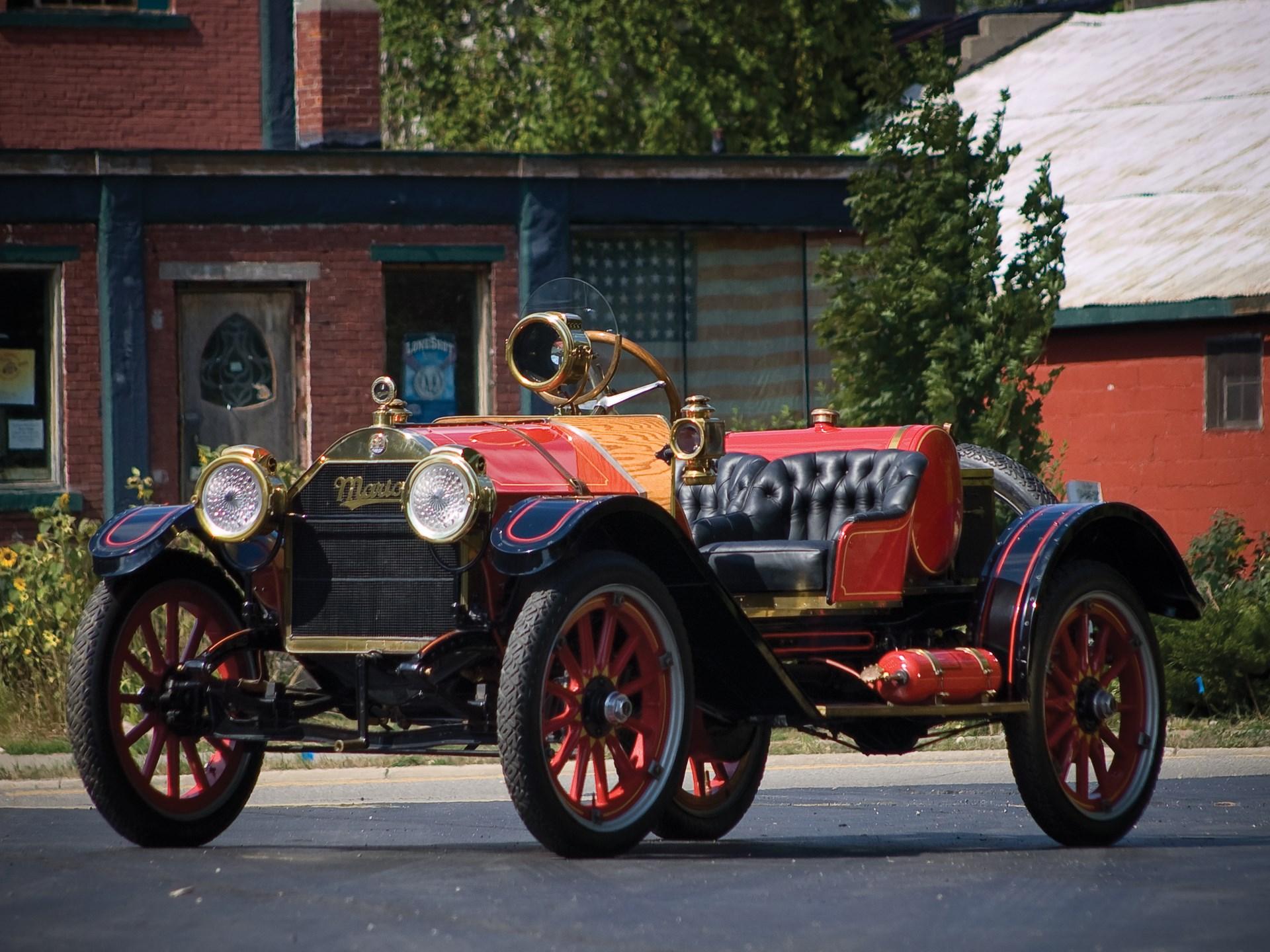 Image result for rm hershey 1912 Marion Model 33 Bobcat Speedster