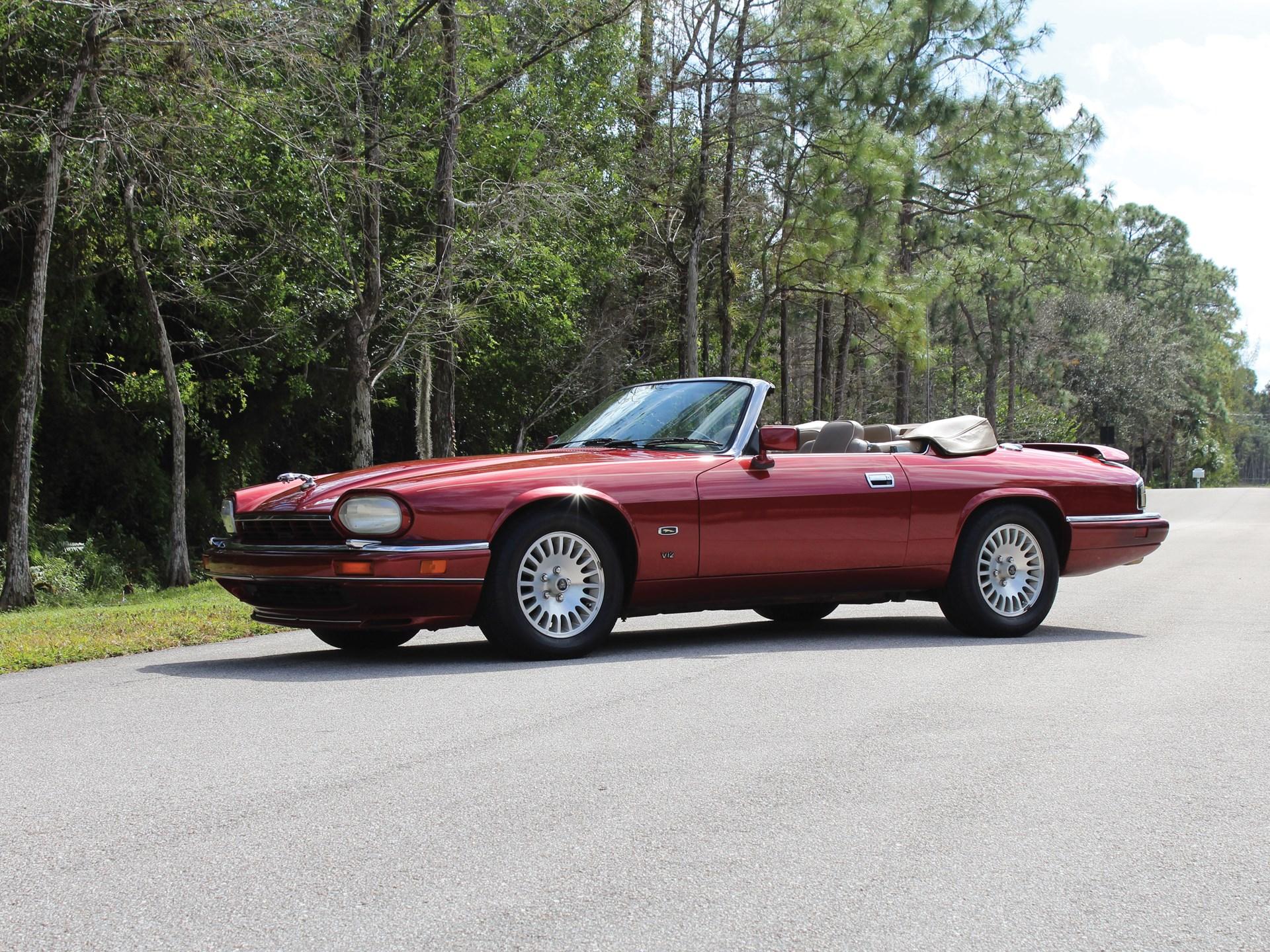 1995 Jaguar XJS V 12